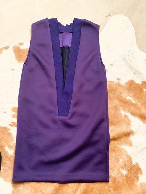 3.1 Phillip Lim A-lijn jurk braambesrood-paars
