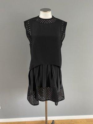 3.1 Phillip Lim Sukienka mini czarny-biały