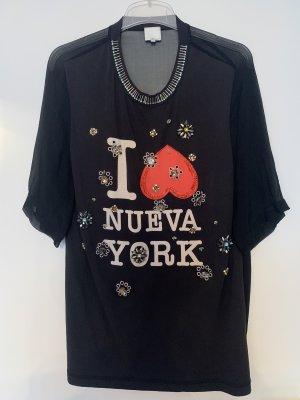 3.1 Phillip Lim Camiseta negro