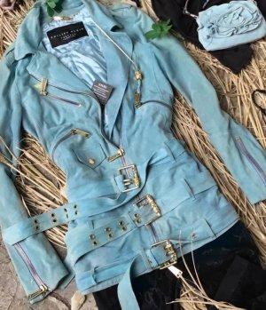 Phillip Plein Leder Jacket