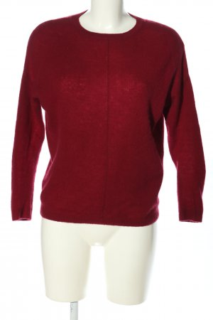 philo-sofie Cashmere Jumper red casual look