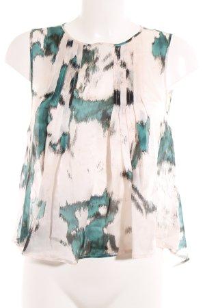 PHILOSOPHY ärmellose Bluse mehrfarbig Elegant