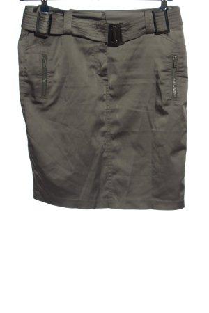 Philosophy Blues Original High Waist Skirt light grey business style
