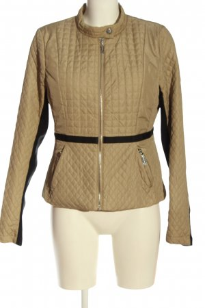 Philosophy Blues Original Quilted Jacket cream-black quilting pattern