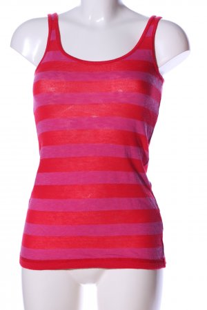 Philosophy Blues Original Strappy Top red-pink allover print casual look