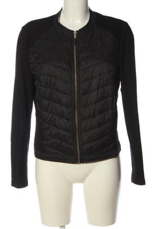 Philosophy Blues Original Between-Seasons Jacket black quilting pattern