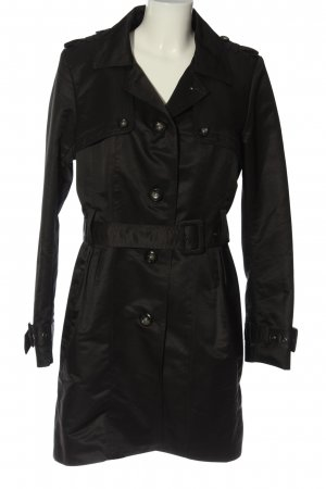 Philosophy Blues Original Between-Seasons-Coat black casual look