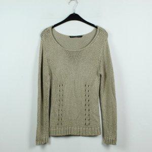 Philosophy Blues Original Knitted Sweater oatmeal-beige mixture fibre