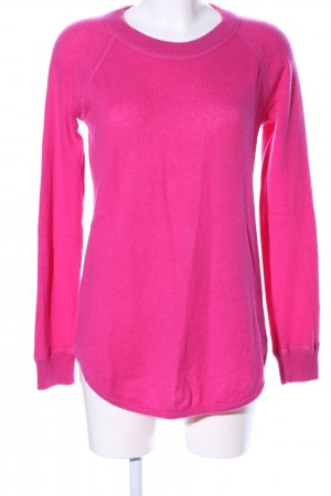 PHILOSOPHY Cashmerepullover pink Casual-Look