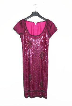 Philosophy Di Alberta Ferretti Sequin Dress purple-magenta polyester