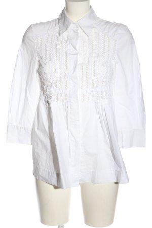 Philosophy Di Alberta Ferretti Long Sleeve Shirt white business style