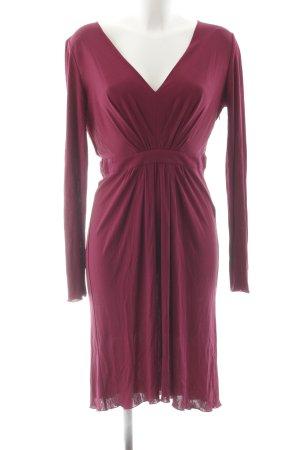 Philosophy Di Alberta Ferretti Longsleeve Dress violet elegant