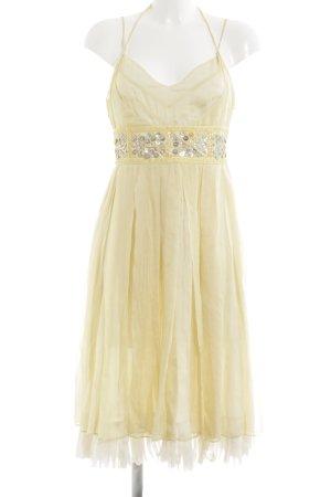 Philosophy Di Alberta Ferretti Sequin Dress primrose-cream elegant