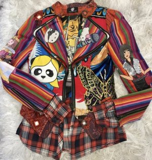 PIA BOLTE Outdoor Jacket multicolored