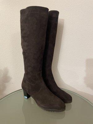 Pia Di Fiore - Braune Stiefel - Größe 37 - NEU mit Etikett