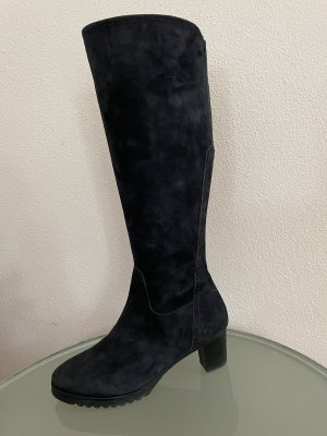 Pia Di Fiore - Stiefel - Dunkelblau - Größe 37