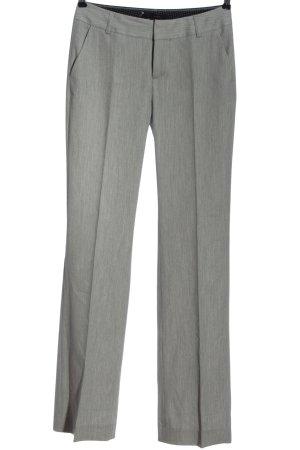 Pia Jessen Pantalon de costume gris clair moucheté style d'affaires