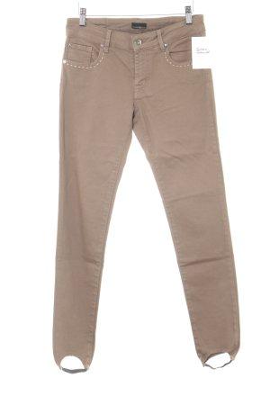 Pianura Studio Skinny Jeans grüngrau Casual-Look