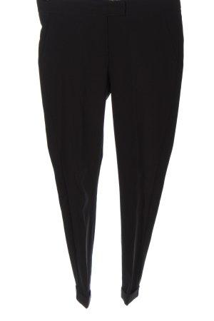 PIAZA ITALIA Pantalon de costume noir style d'affaires