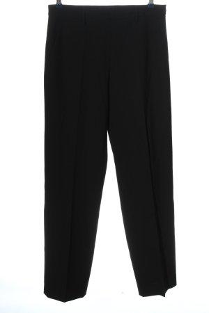 Piazza Sempione Baggy Pants black casual look