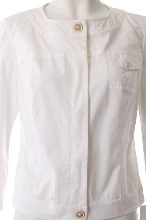 Piazza Sempione Short Jacket White