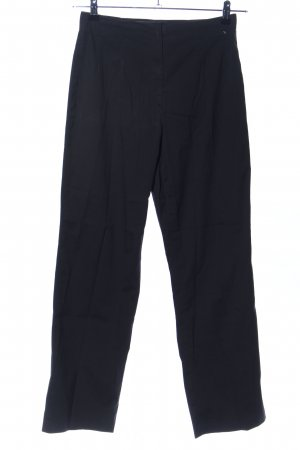 Piazza Sempione Marlene Trousers black business style