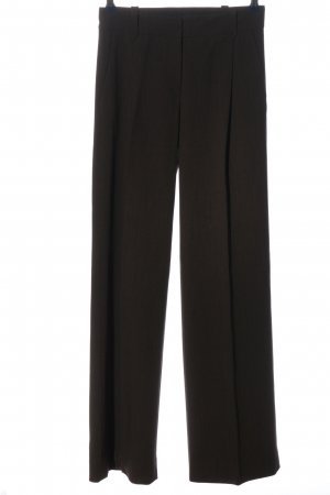 Piazza Sempione Jersey Pants brown business style
