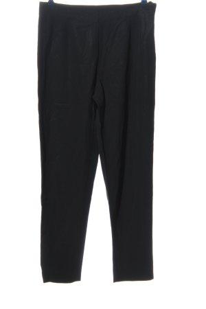 Piazza Sempione Jersey Pants black casual look