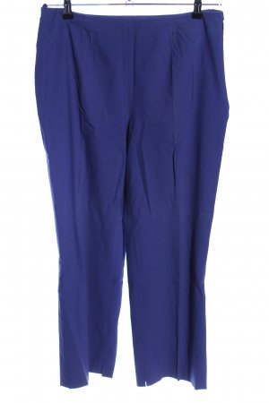Piazza Sempione Stoffhose blau Business-Look