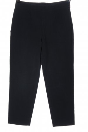 Piazza Sempione Stretch Trousers black business style