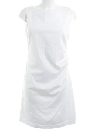 Piazza Sempione Pinafore dress white casual look
