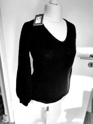 Piazza Sempione Wool Sweater black
