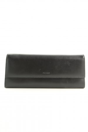 Picard Clutch schwarz Casual-Look