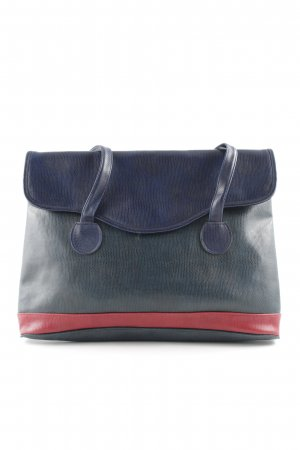 Picard College Bag blue-red casual look