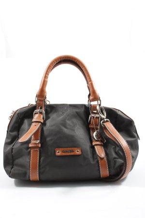 Picard Handtasche schwarz-braun Casual-Look
