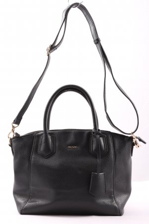 Picard Henkeltasche schwarz Business-Look