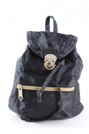 Picard Kindergarden Backpack black-cream casual look