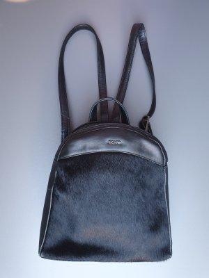 Picard Kleiner Rucksack aus Leder, Fell und Nylon