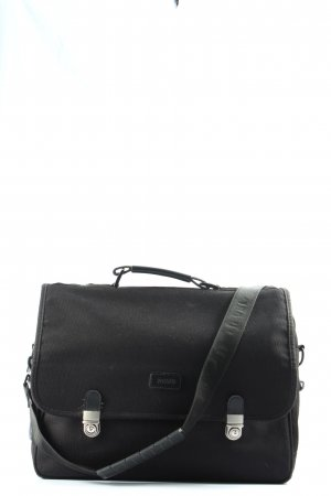Picard Laptop bag black business style