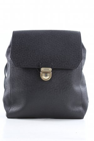 Picard School Backpack black business style