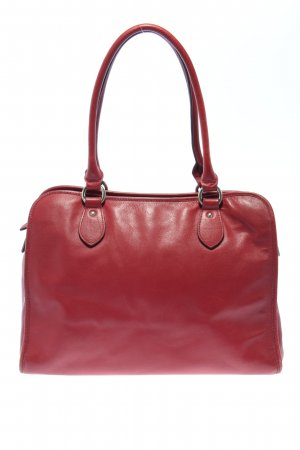 Picard Schultertasche rot Business-Look