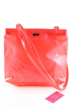 Picard Schultertasche rot Casual-Look