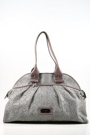 Picard Shopper gris clair-rose style décontracté