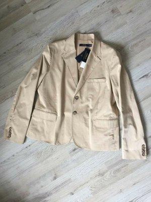 Polo Ralph Lauren Klassischer Blazer beige cotton