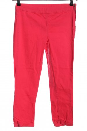 Pieces 7/8-Hose pink Casual-Look