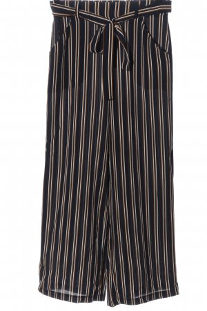 Pieces Baggy Pants Streifenmuster Casual-Look