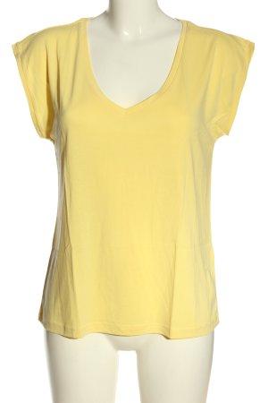 Pieces  giallo pallido stile casual