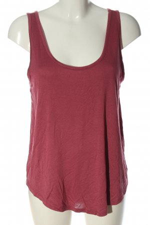 Pieces Basic Top pink Casual-Look