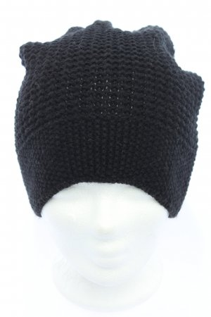 Pieces Beanie black casual look