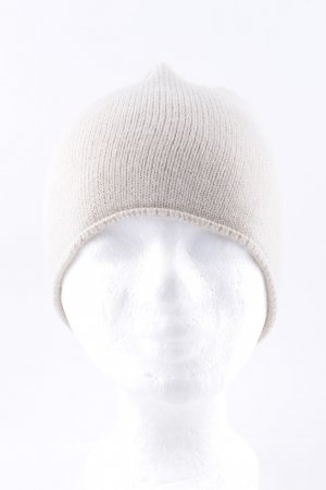 Pieces Beanie natural white casual look